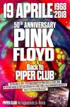 Piper Club - 50th anniversary of Pink Floyd