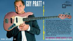Guy Pratt is the Sideman - Stroud, Glos, March 2018