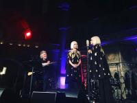 Roger Waters and Lucius, Union Chapel, London, 6th September 2018