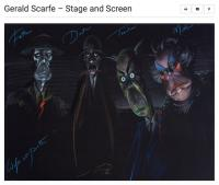 Gerald Scarfe - Stage and Screen