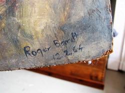 Roger Barrett signature