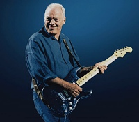 David Gilmour (pic: Polly Samson)