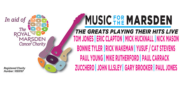 Music For The Marsden - charity gig, March 2020