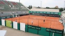Korty Legii/Legia Tennis Stadium, Warsaw