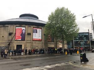 Nick Mason's Saucerful Of Secrets - Roundhouse, London, May 2019