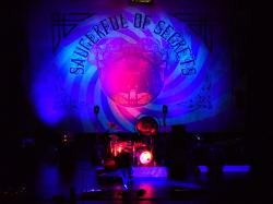Nick Mason's Saucerful Of Secrets - The Wiltern, Los Angeles, March 2019