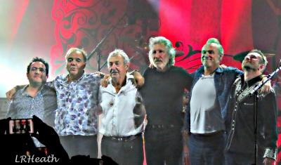 Nick Mason's Saucerful Of Secrets - New York, June 2019 - with Roger Waters