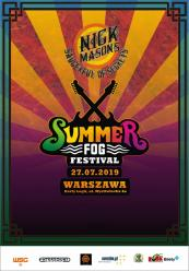 Nick Mason's Saucerful Of Secrets - Warsaw, Poland (Summer Fog Festival)