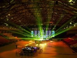 Hala Torwar COS/Central Sports Centre Torwar
