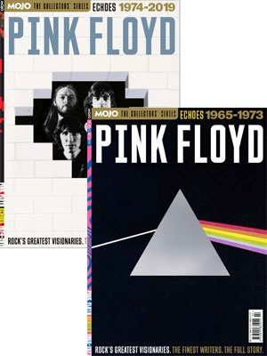 MOJO Magazine Pink Floyd specials - issue 1 and 2