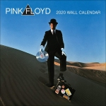 Official 2020 Pink Floyd Calendar - front image