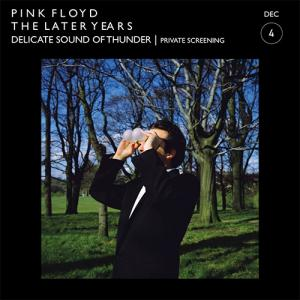 Pink Floyd - Delicate Sound Of Thunder private cinema screening, New York City, December 4th 2019