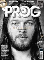 David Gilmour interviewed in Prog Magazine issue 96