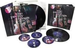 The Pretty Things - The Final Bow deluxe set featuring David Gilmour and Van Morrison