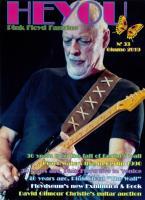 Heyou Pink Floyd fanzine issue 33