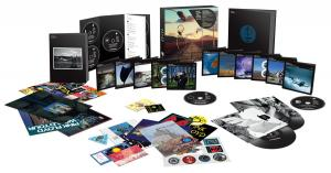 Pink Floyd - The Later Years deluxe box set contents