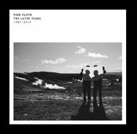 Pink Floyd The Later Years 1987-2019 Highlights CD/2LP vinyl cover