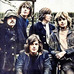 Pink Floyd five piece - Brain Damage website
