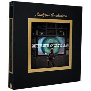 Roger Waters: Amused to Death - four 200g LP box set