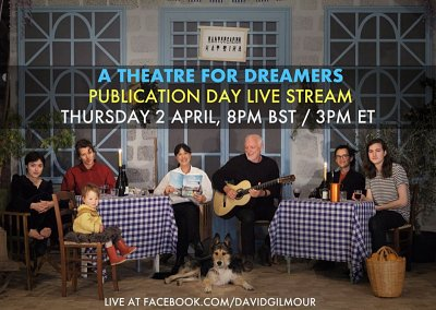 A Theatre For Dreamers live stream