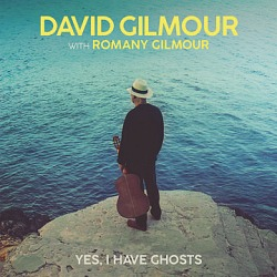 David Gilmour with Romany Gilmour - Yes, I Have Ghosts 7 inch single for Black Friday Record Store Day