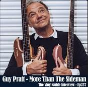Guy Pratt in Vinyl Guide podcast