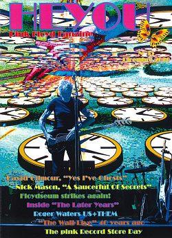 Heyou Pink Floyd fanzine issue 35