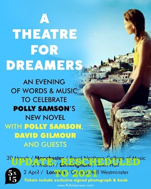 A Theatre For Dreamers evening event