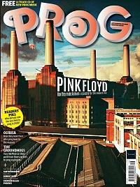Prog Magazine issue 116 - Pink Floyd Animals special