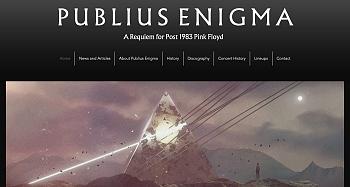 Publius Enigma website