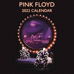 2022 Official Pink Floyd Calendar - Front