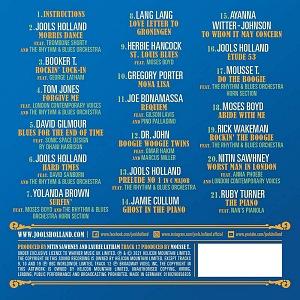 Pianola track listing