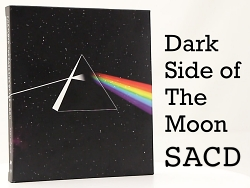 The Dark Side Of The Moon SACD 2021 reissue