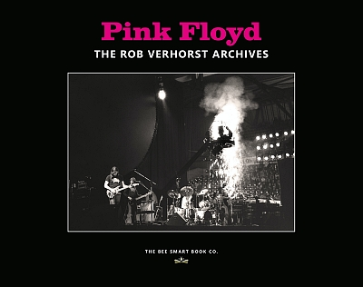 PINK FLOYD - THE ROB VERHORST ARCHIVES new book