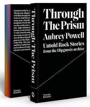 Through the Prism: Untold rock stories from the Hipgnosis archive - Aubrey 'Po' Powell