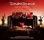 david gilmour live in gdansk album cover