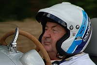 Nick Mason at Goodwood Festival of Speed