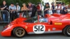 Nick Mason in Ferrari 512