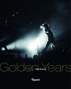 Golden Years cover