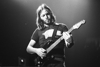 David Gilmour 1977 Antwerp