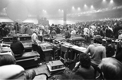 Antwerp 1977 mixing desk