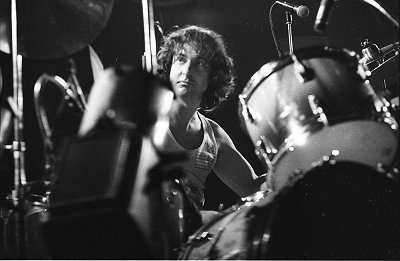 Nick Mason, 1977 Antwerp