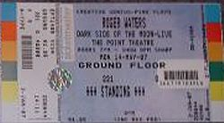Roger Waters The Point ticket