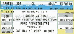 ford amp ticket