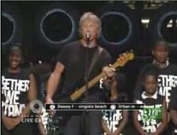 Roger Waters at Live Earth