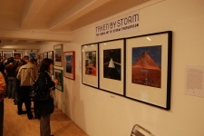 Storm Thorgerson May 2009 launch