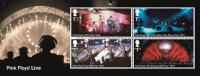 Pink Floyd - Royal Mail stamps 2016
