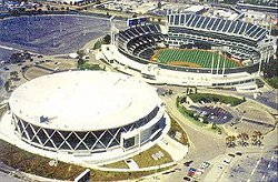 Oakland Alameda County Arena