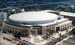 Toyota Center, Houston