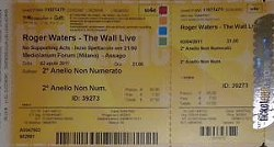 Roger Waters - The Wall Live, Milan 2011